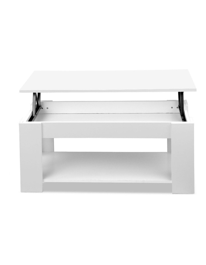 Lift Up Top Mechanical Coffee Table image 5