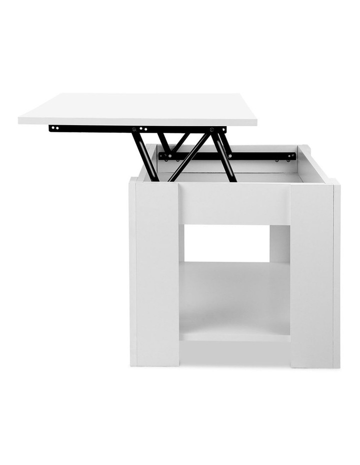 Lift Up Top Mechanical Coffee Table image 7