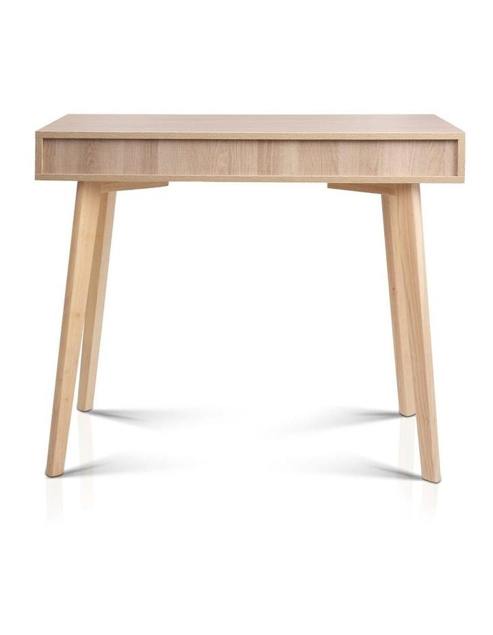 Artiss 2 Drawer Wood Computer Desk image 6