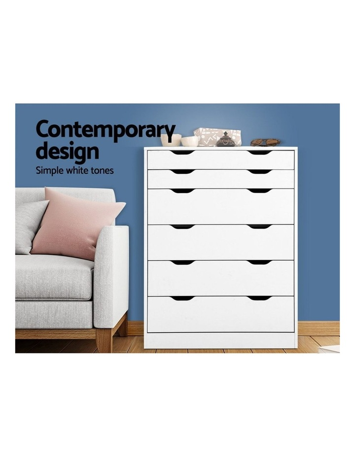 6 Chest of Drawers image 3