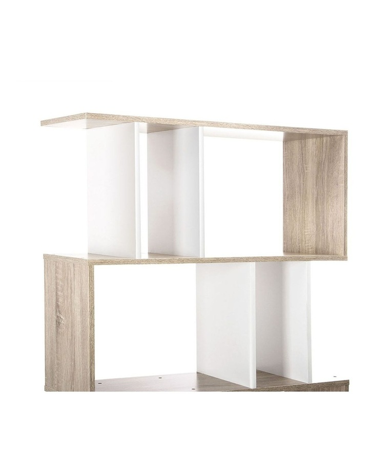5 Tier Display Book Storage Shelf Unit image 4