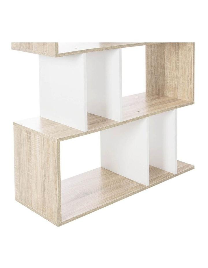 5 Tier Display Book Storage Shelf Unit image 7