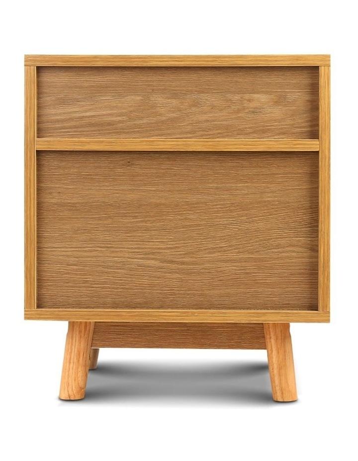 Artiss Wooden Beside Table image 6