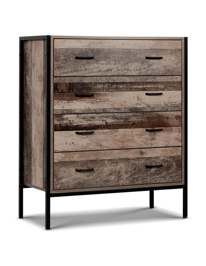 Tallboy 4 Chest of Drawers image 1