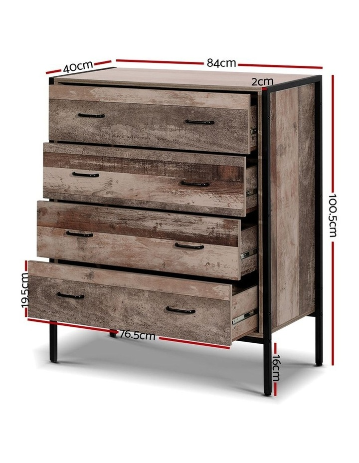 Tallboy 4 Chest of Drawers image 2