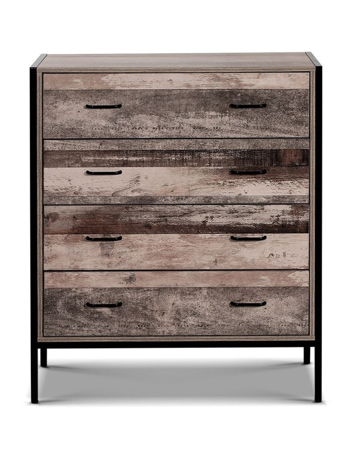 Tallboy 4 Chest of Drawers image 3