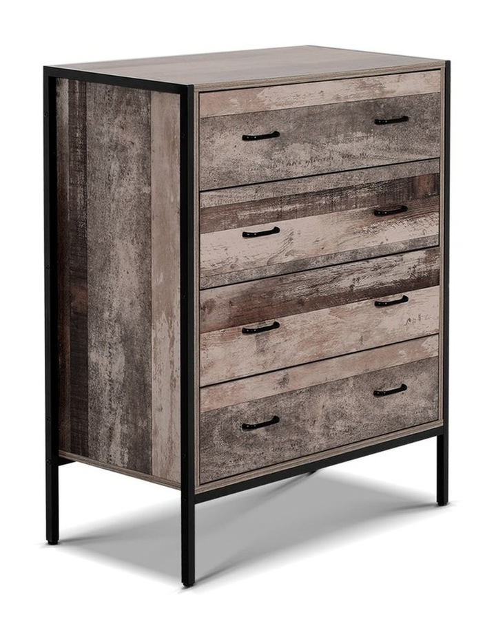 Tallboy 4 Chest of Drawers image 4