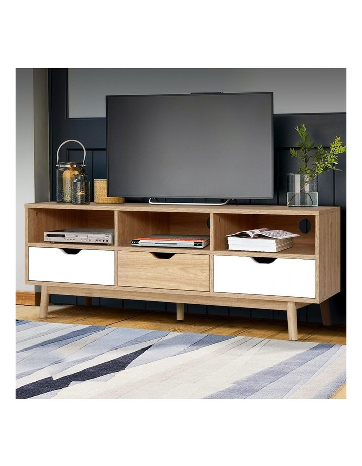 TV Cabinet Entertainment Unit Stand image 3