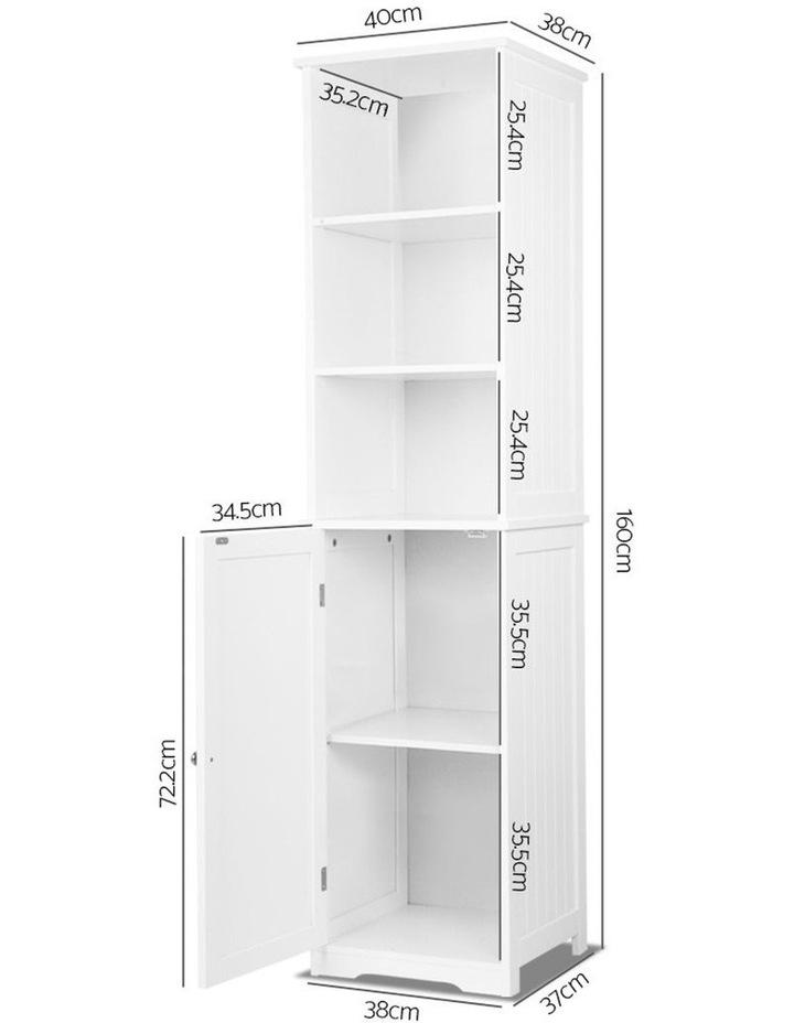 Bathroom Tallboy Storage Cabinet image 2