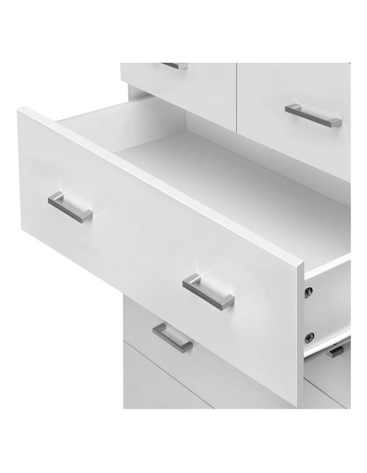 Tallboy 6 Drawers Storage Cabinet image 6