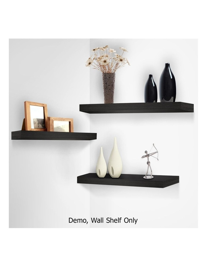 3 Piece Floating Wall Shelves image 4