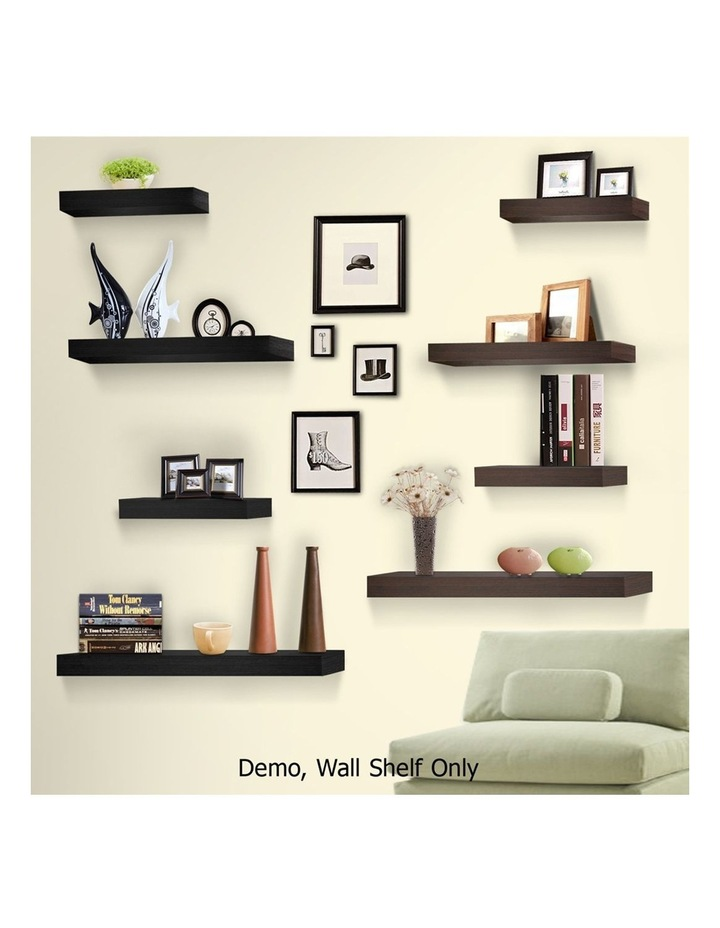 3 Piece Floating Wall Shelves image 5