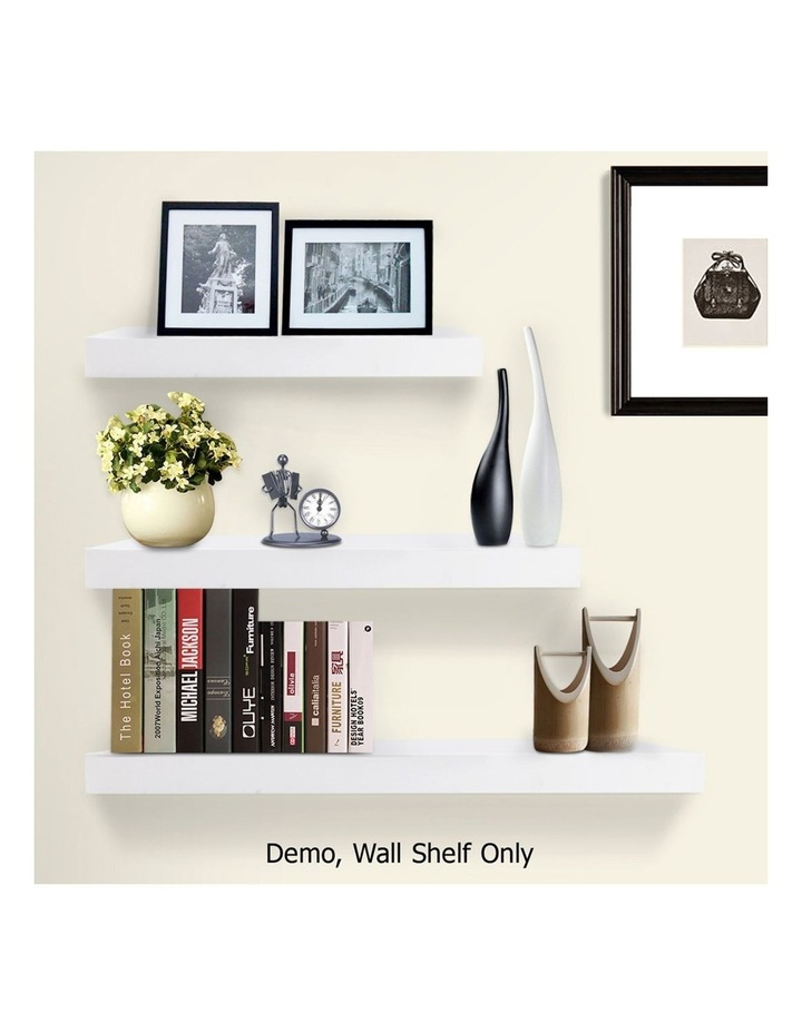 3 Piece Floating Wall Shelves image 3
