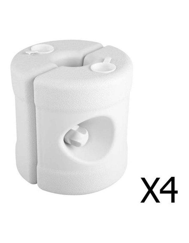 Set of 4 Gazebo Base Pod image 1