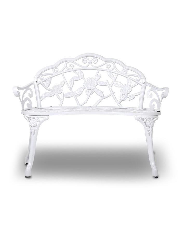 Victorian Garden Bench image 4