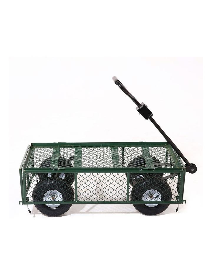 Mesh Garden Steel Cart image 3