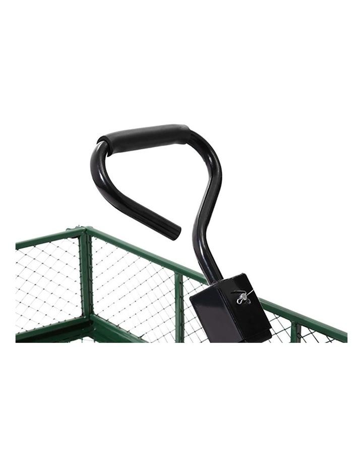 Mesh Garden Steel Cart image 4