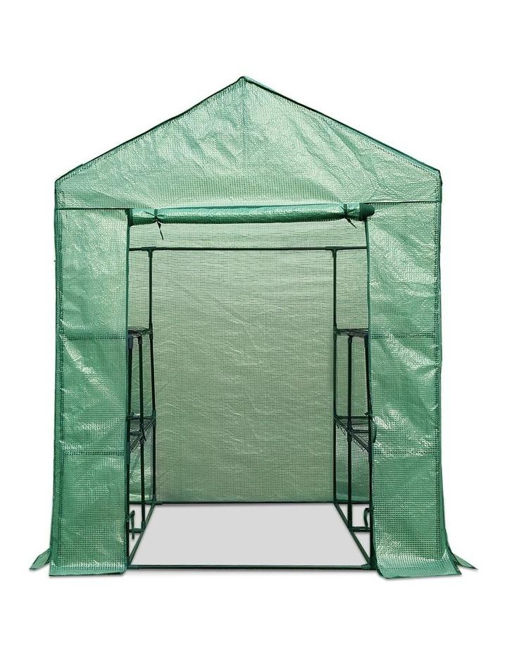 Green Fingers Walk In Greenhouse 1.4 x 1.55m image 3