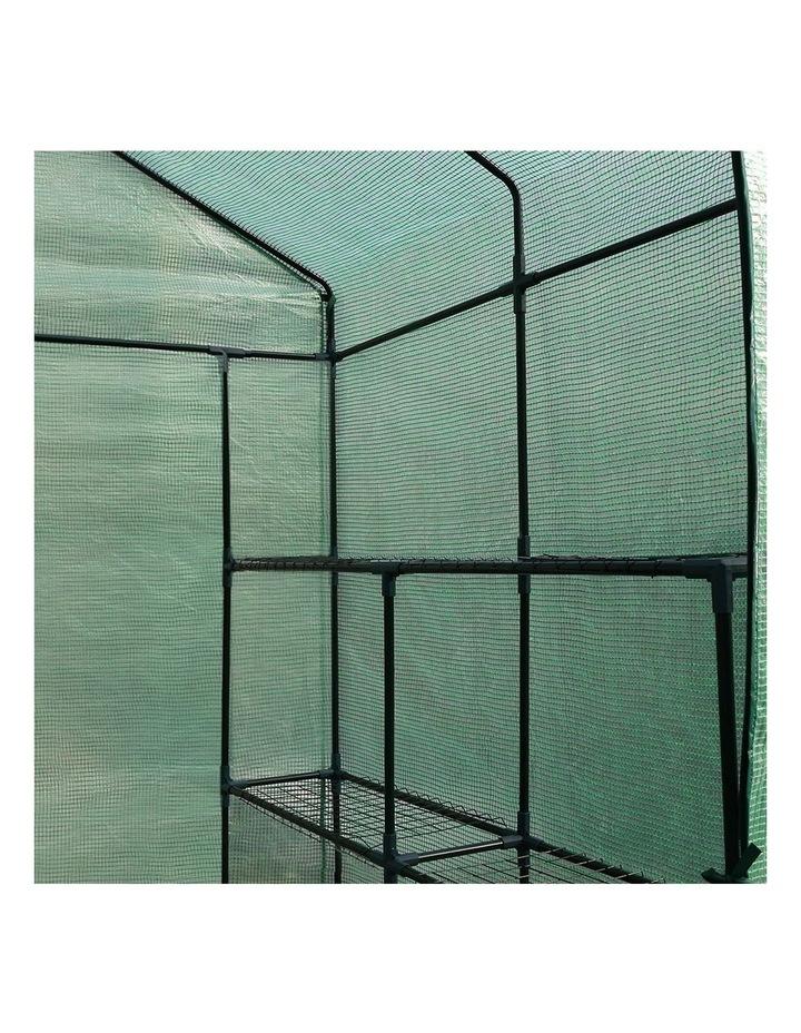 Green Fingers Walk In Greenhouse 1.4 x 1.55m image 5