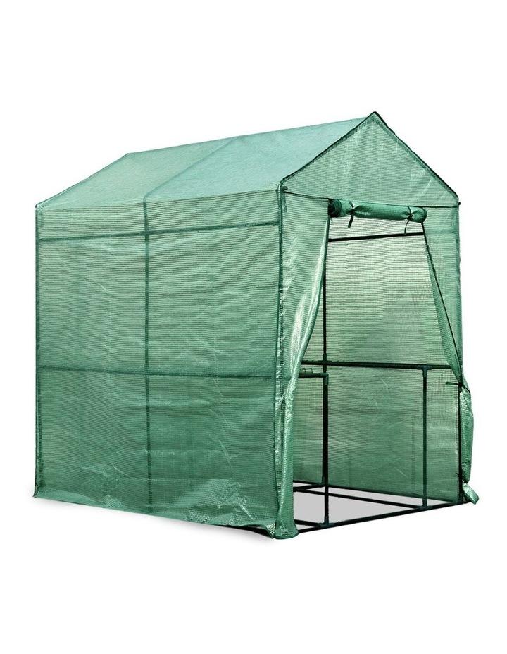 Green Fingers Walk In Greenhouse 1.9 x 1.2m image 1
