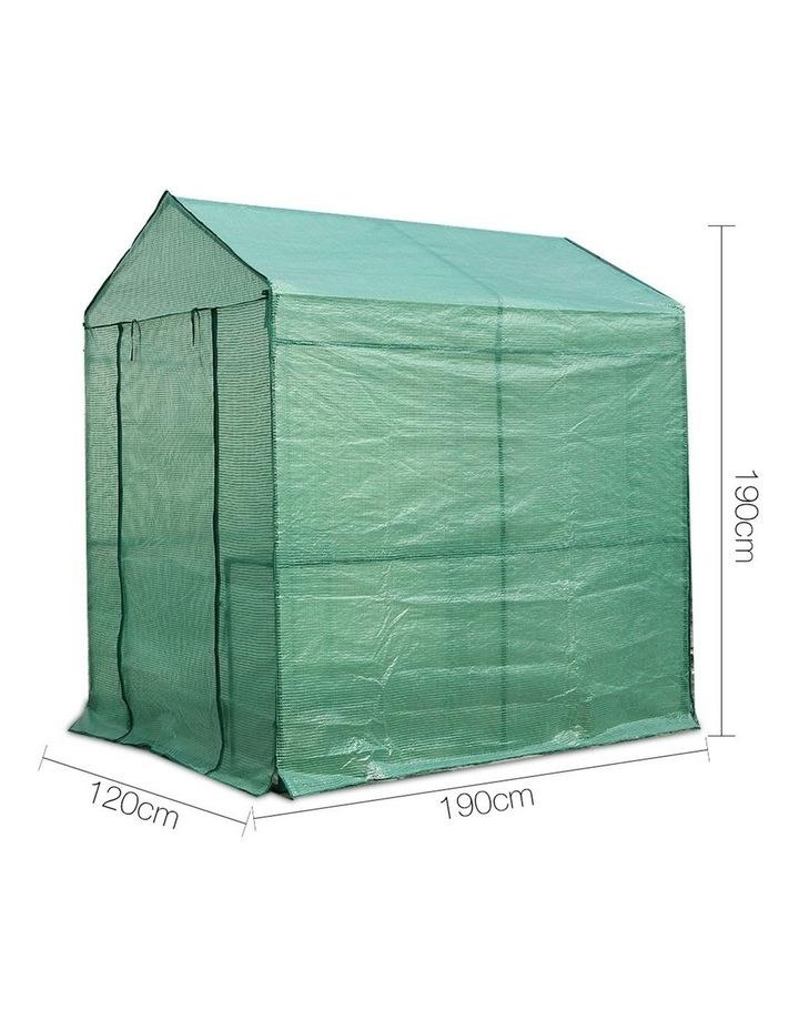 Green Fingers Walk In Greenhouse 1.9 x 1.2m image 2