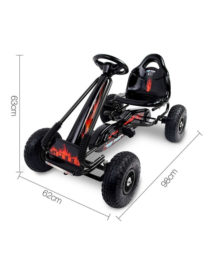 Kid's Pedalled Powered Go Kart image 2