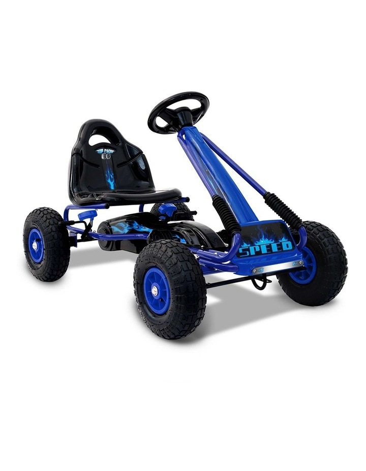 Kid's Pedalled Powered Go Kart image 1