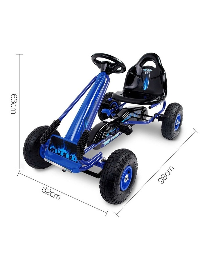 Kid's Pedalled Powered Go Kart image 2