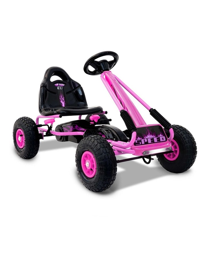 Kid's Pedalled Powered Go Kart image 1