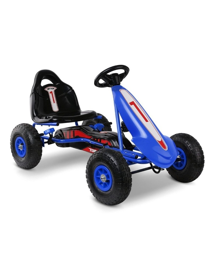 Kids Pedal Powered Go Kart image 1