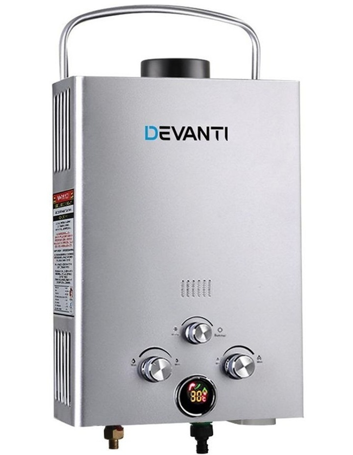 Gas Hot Water Heater image 1