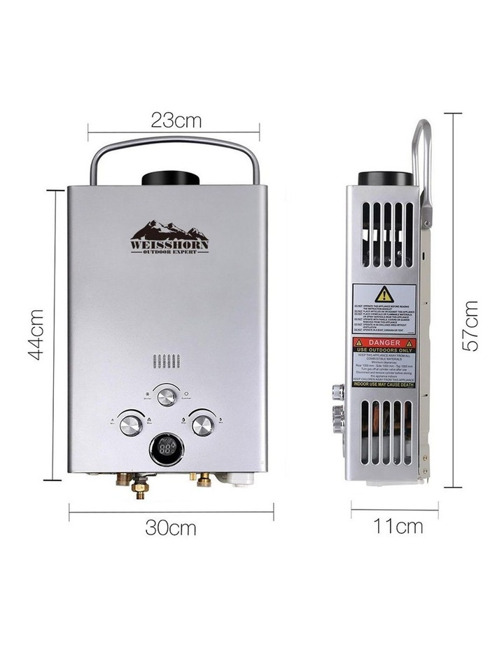 Gas Hot Water Heater image 2