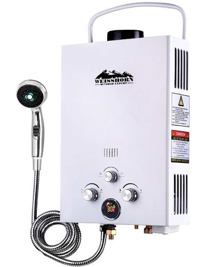 Gas Hot Water Heater image 4
