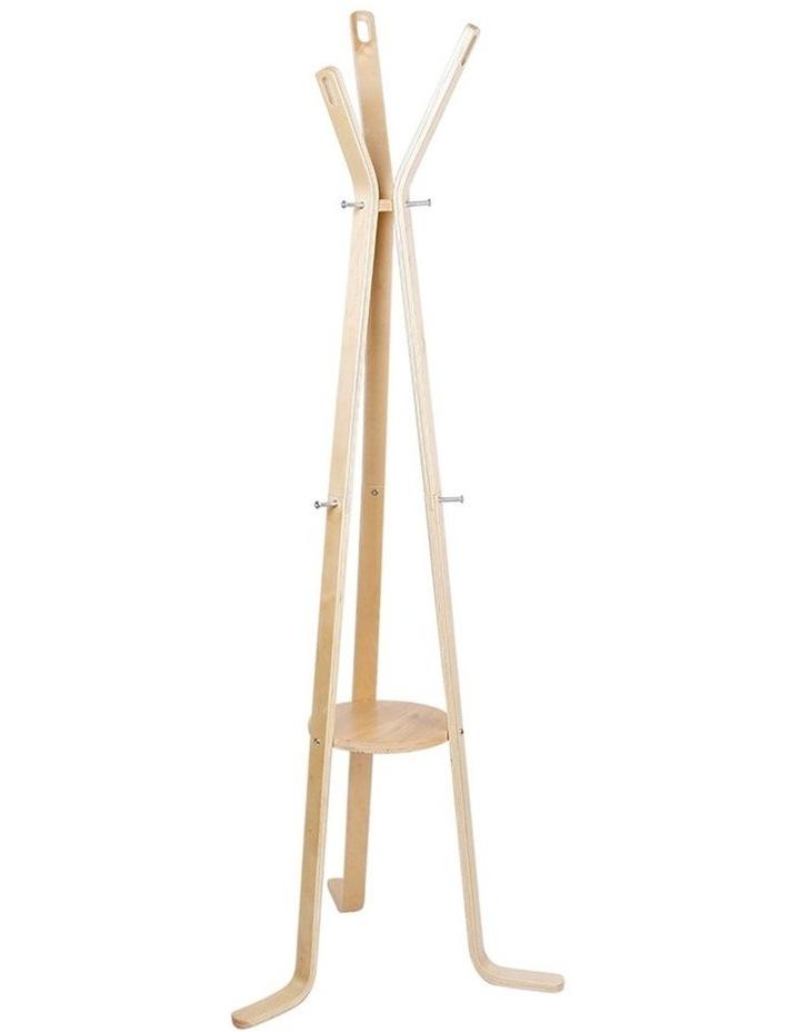 Wooden Coat Hanger Stand image 1