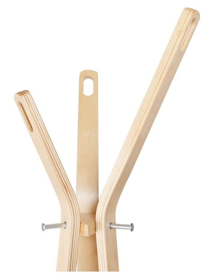 Wooden Coat Hanger Stand image 3