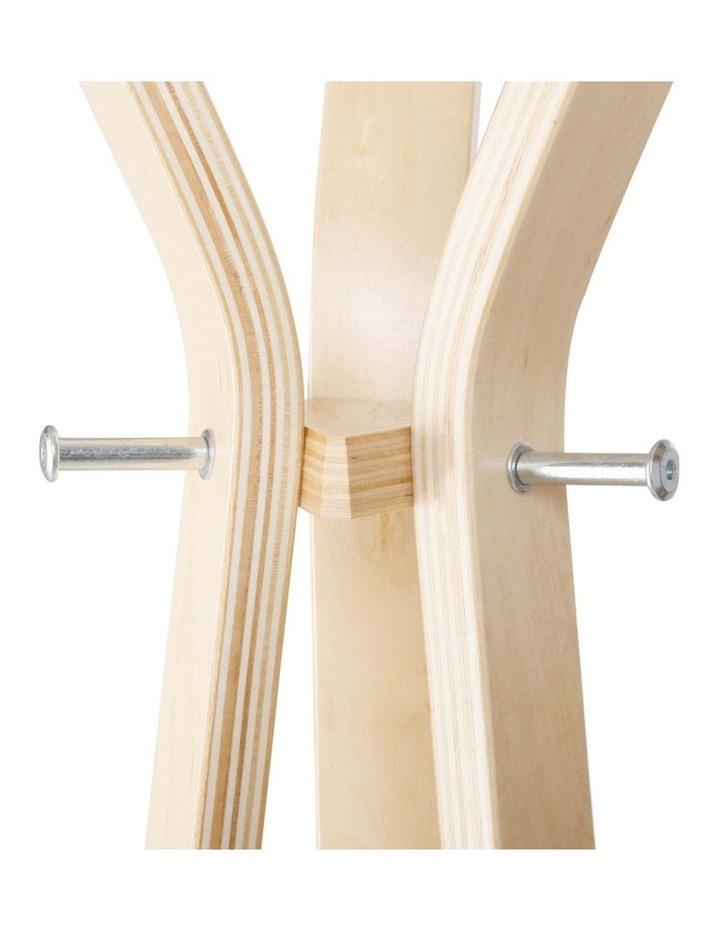 Wooden Coat Hanger Stand image 4