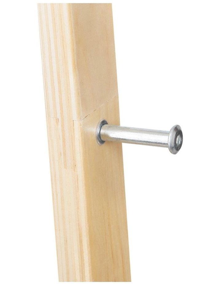 Wooden Coat Hanger Stand image 5