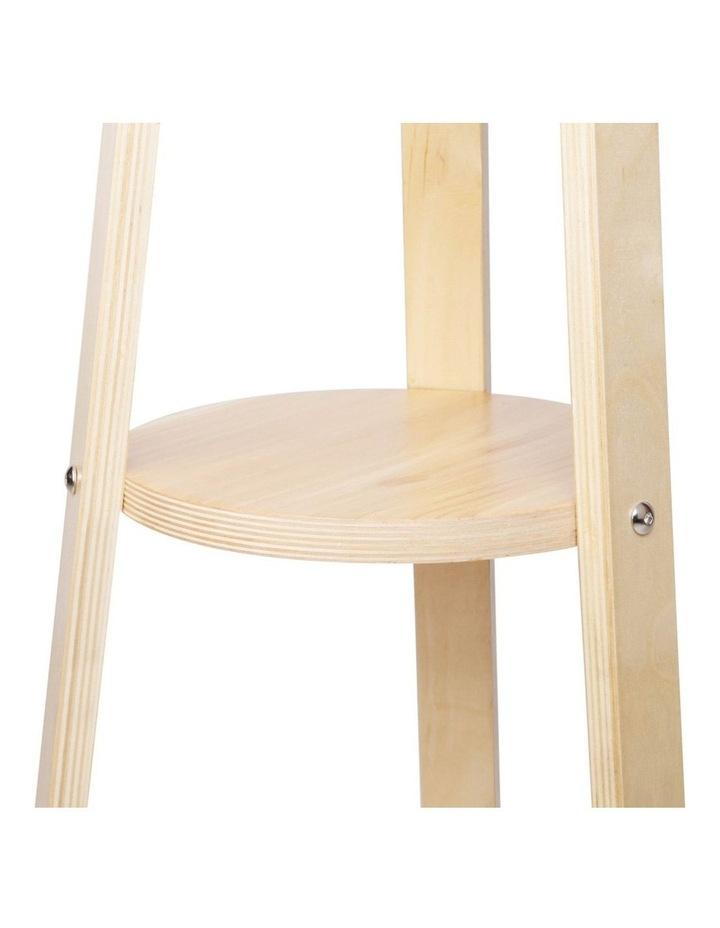 Wooden Coat Hanger Stand image 7