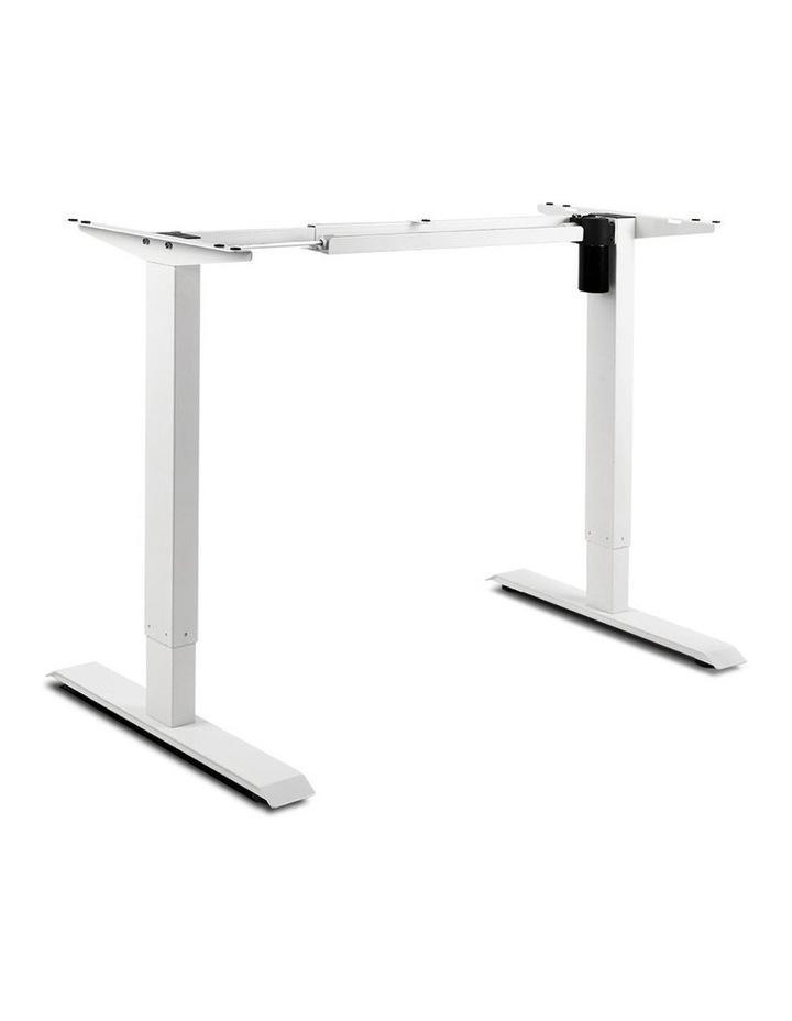 Motorised Height Adjustable Standing Desk Frame image 1