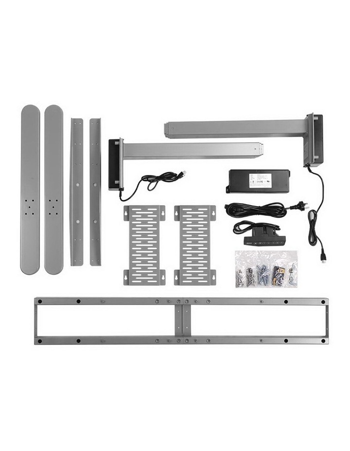 Motorised Standing Desk - Grey image 1