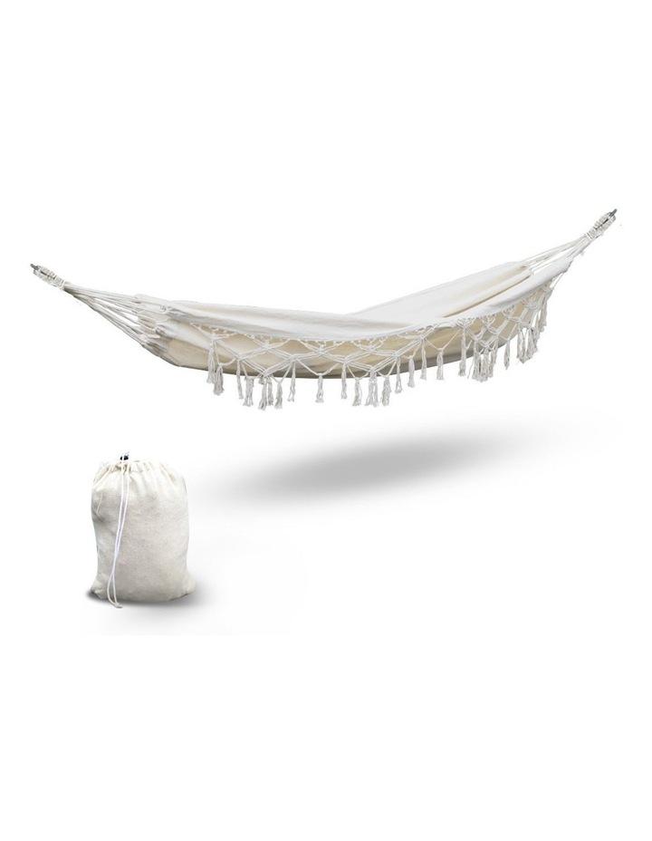 Hammock Tassel Swing Chair image 1