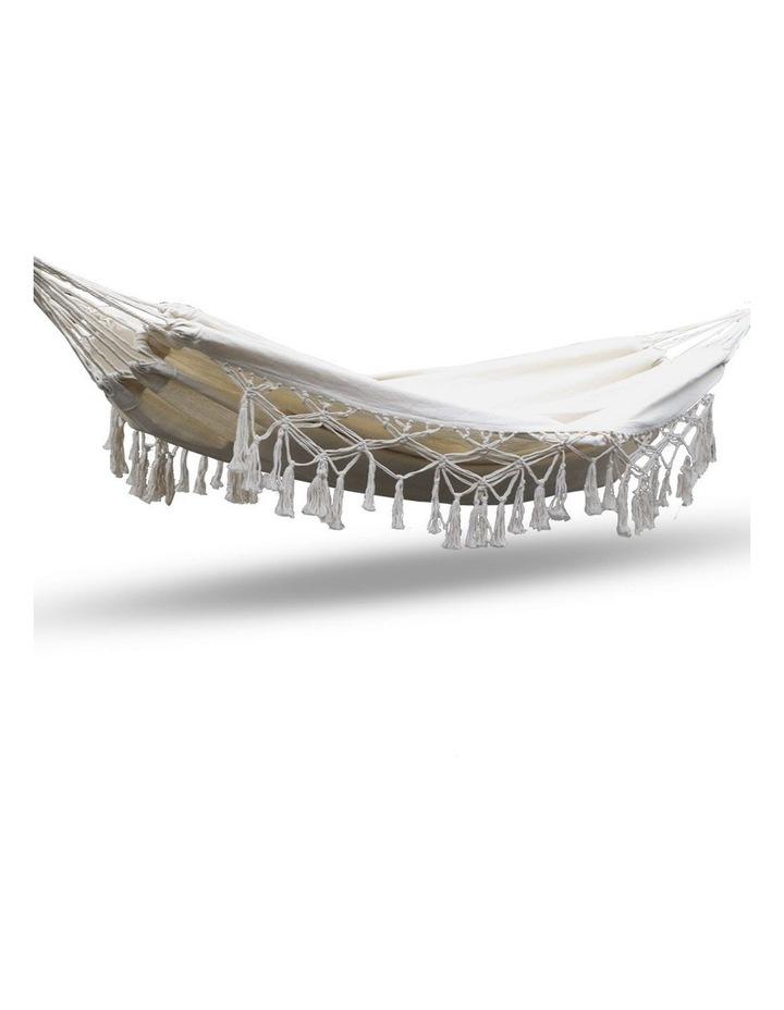 Hammock Tassel Swing Chair image 5