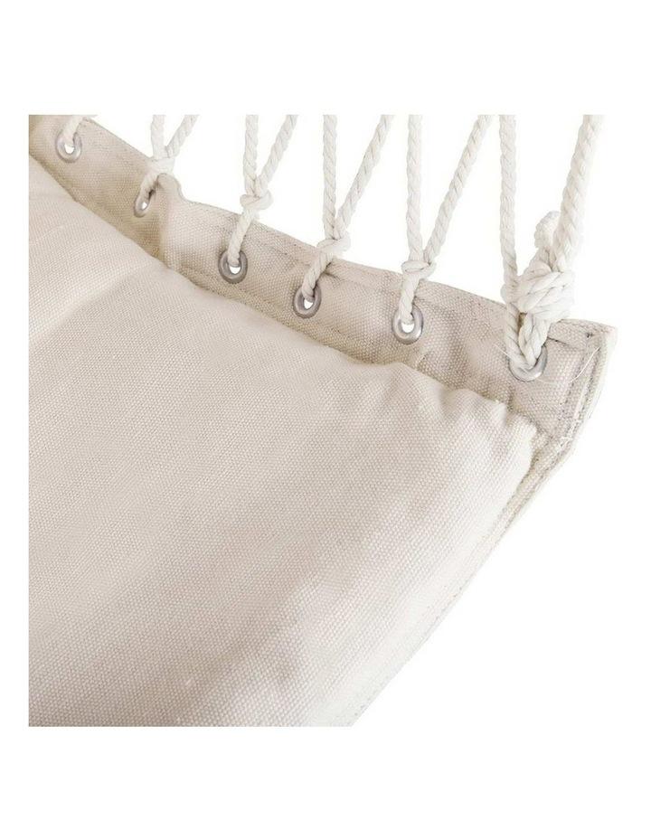 Hammock Hanging Swing Chair - Cream image 7