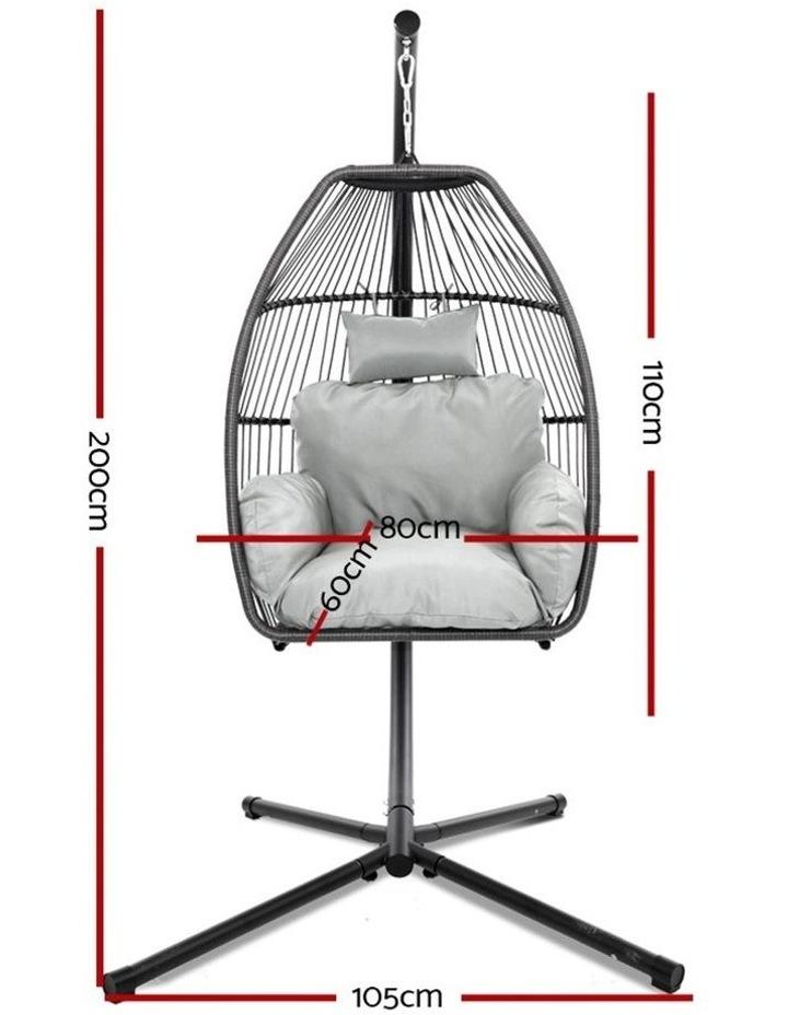 Outdoor Furniture Egg Hammock image 2
