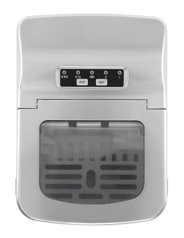 Portable Ice Cube Maker - Silver image 5