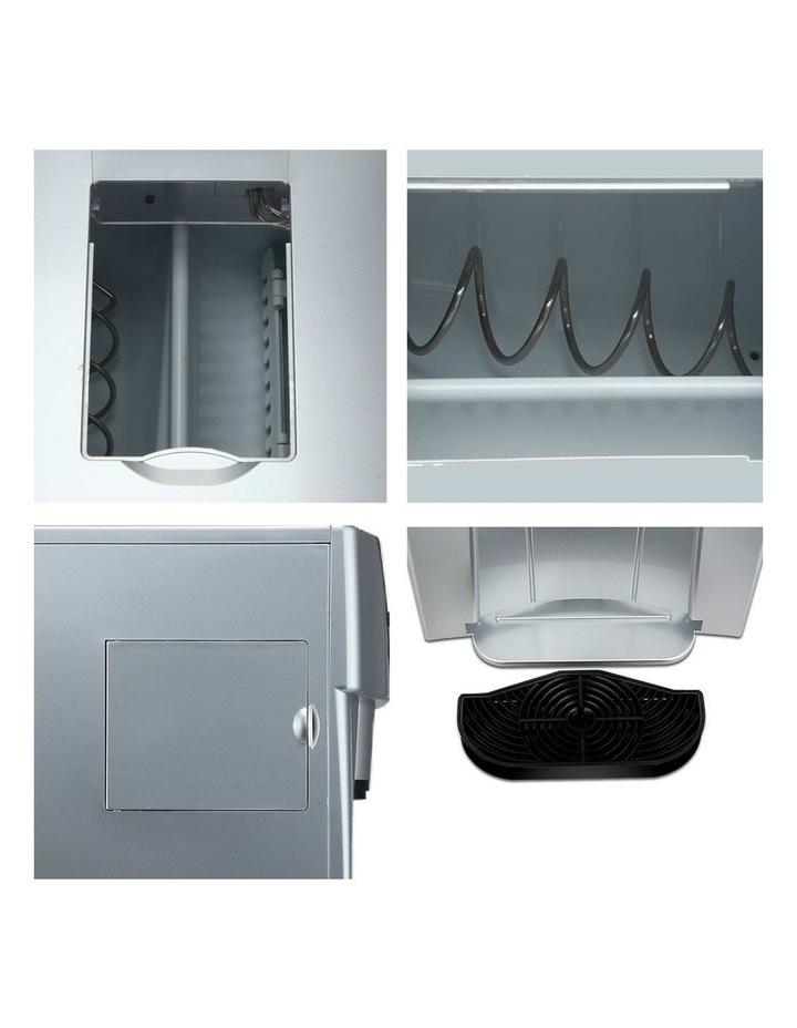 2L Portable Ice Cuber Maker & Water Dispenser image 4