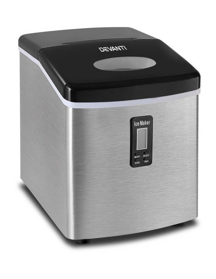 3.2L Stainless Steel Portable Ice Cube Maker image 1