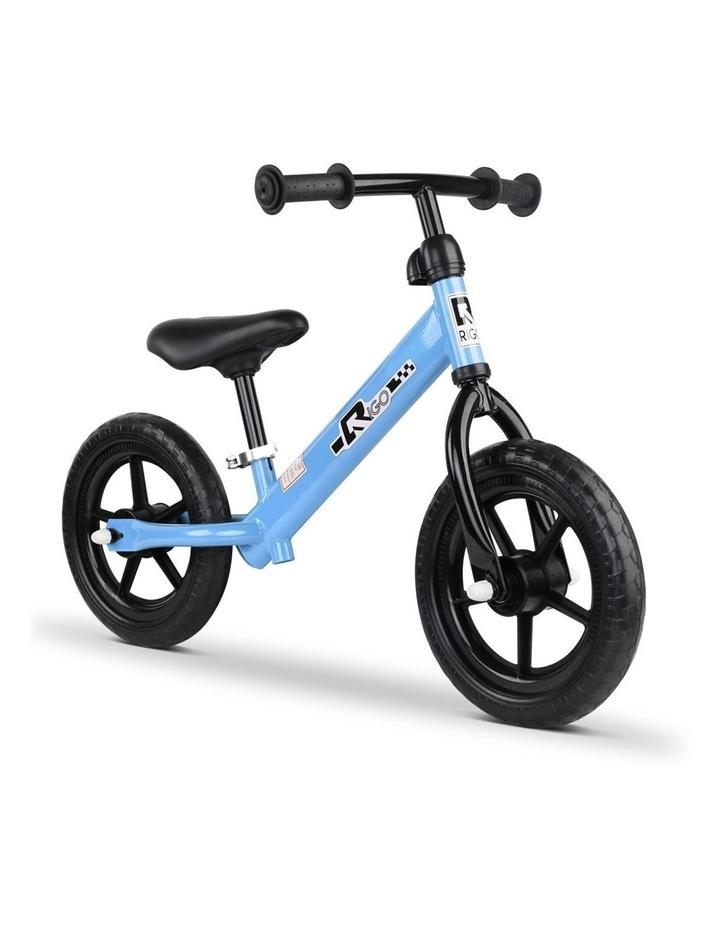 12 Inch Kids Balance Bike - Blue image 1