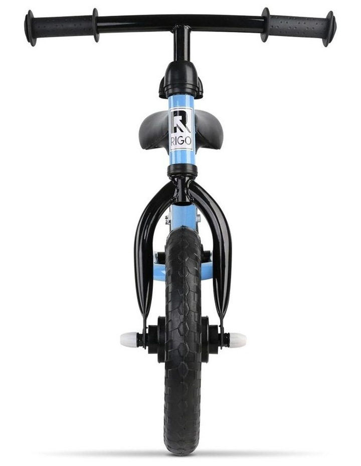 12 Inch Kids Balance Bike - Blue image 4