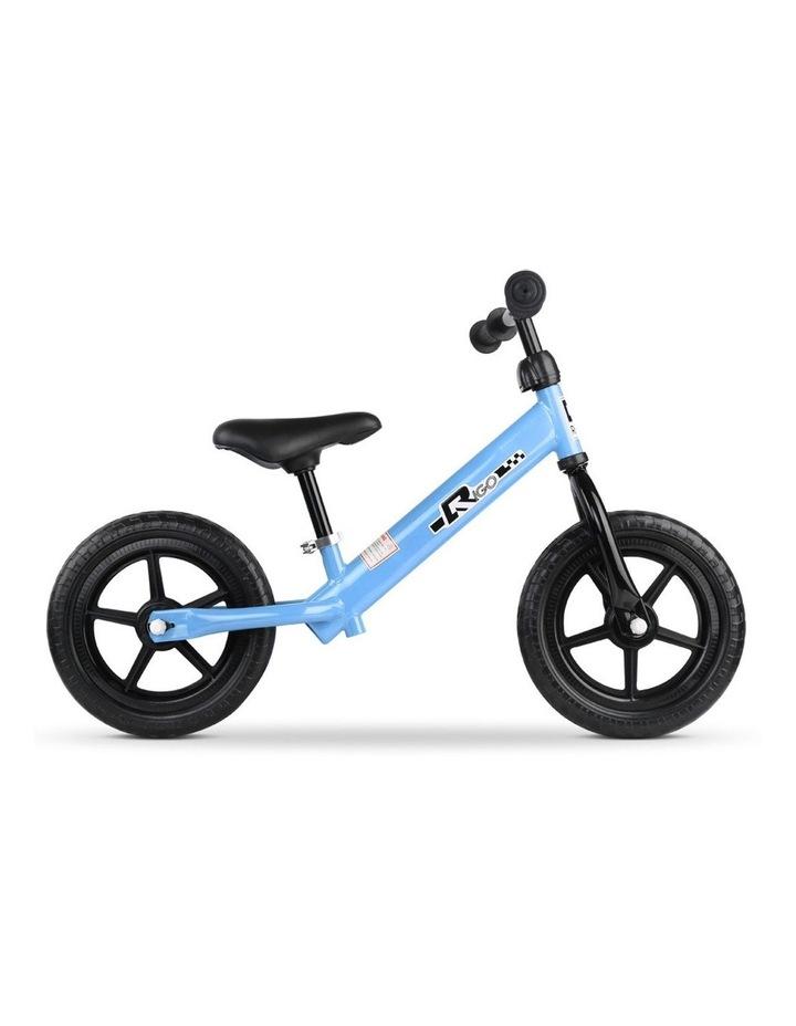 12 Inch Kids Balance Bike - Blue image 5